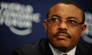 رئيس وزراء إثيوبي السيد /هيلي ماريام دسلين