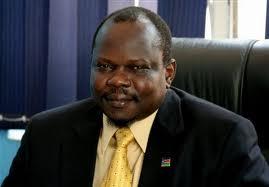 SPLM SG Cde: Pagan Amum