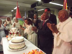 H.E. Mr. Osman Saleh Minister of Foreign Affairs of the State of Eritrea