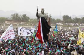 Dr. J Garang the great