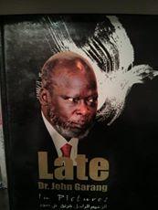 Dr. J. Garang