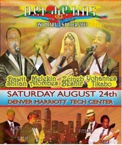 Eritrean Americans in Denver