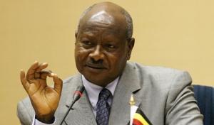 Museven -AFRICA-POLITICS