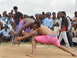 Tradition Sport in Eritrea