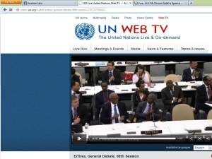 Eritrea UN 68th Session