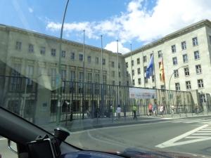 مبنى الحزب الإشتراكي سابقاً في برلين الديمقراطية