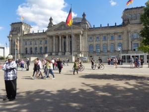 مبنى قيادة  النازية سابقاً