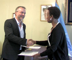 Ms. Christine Umutoni 2